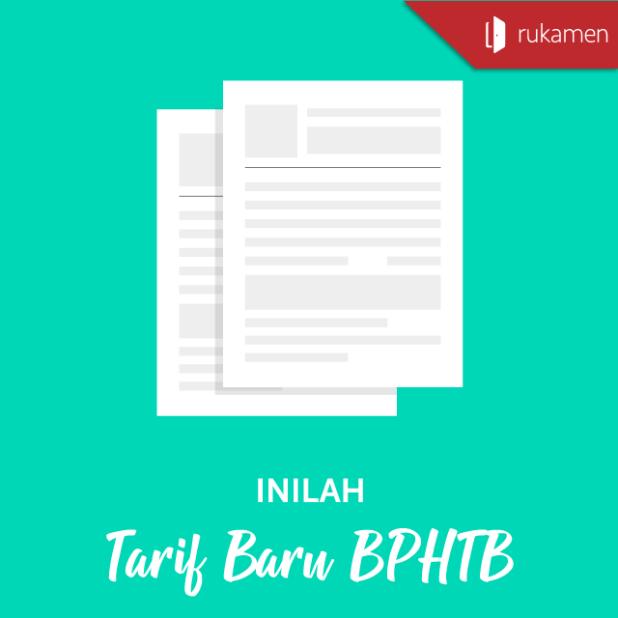 Tarif BPHTB 2018