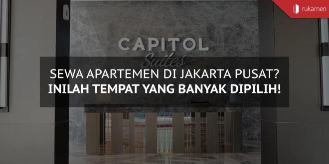 Sewa Apartemen di Jakarta Pusat
