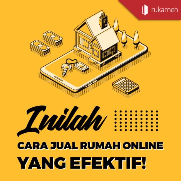 Cara Jual Rumah Online