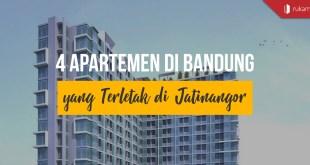 Apartemen di Bandung