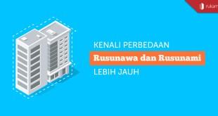 Rusunawa dan Rusunami