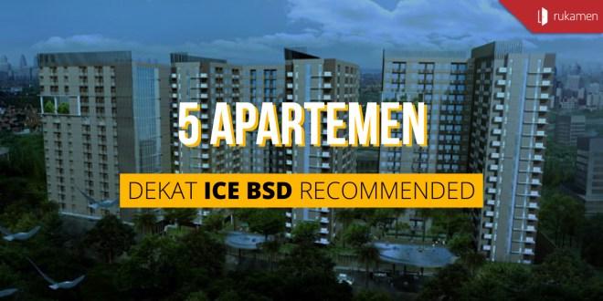Apartemen dekat ICE BSD