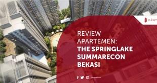 The SpringLake Summarecon Bekasi