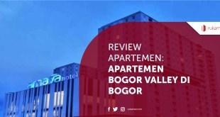 Apartemen Bogor Valley