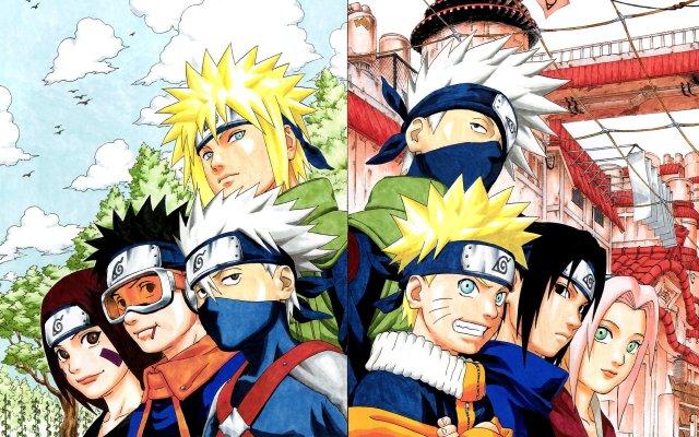 Read Manga Online Naruto