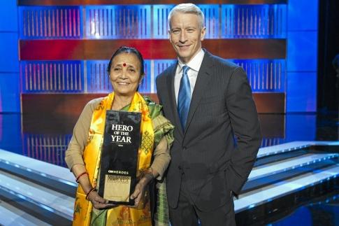 CNN Hero Anuradha Koirala