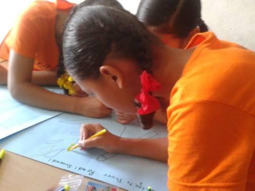 LitClub Niharika Celebrate Literacy Day 2