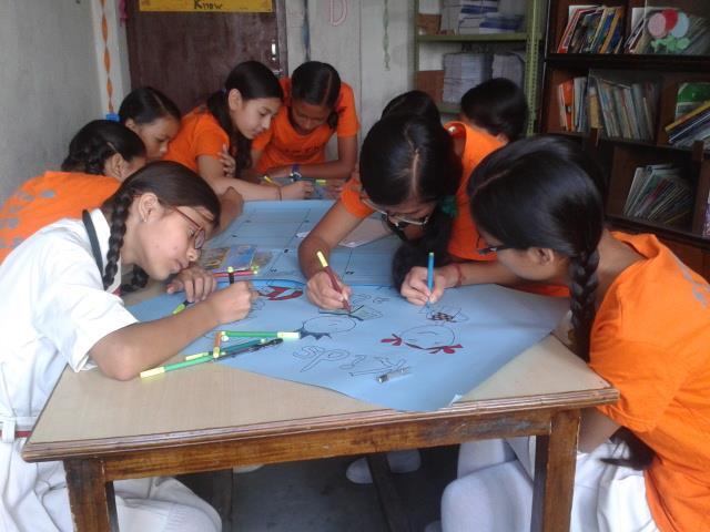 LitClub Niharika Celebrate Literacy Day 3