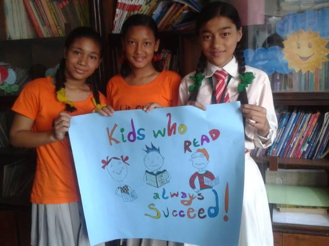 LitClub Niharika Celebrate Literacy Day 4