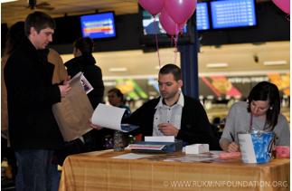 Pittmandu Team Manager Bryan Briggs Volunteers During a RF Charity Event