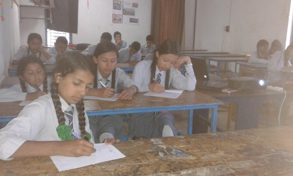 Khan Academy Class