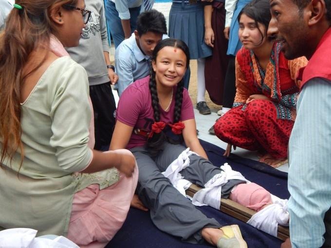 RF Scholar Deepika volunteers to play as victim