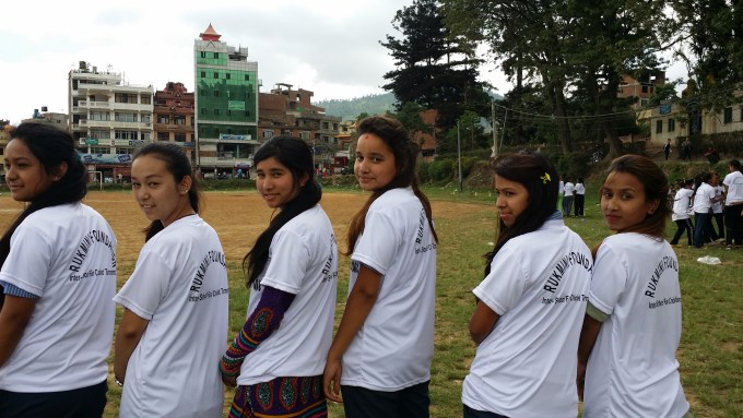 Ruku Volunteers