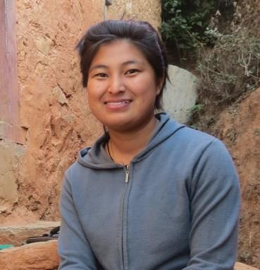 Ogyen Tsomo Tamang
