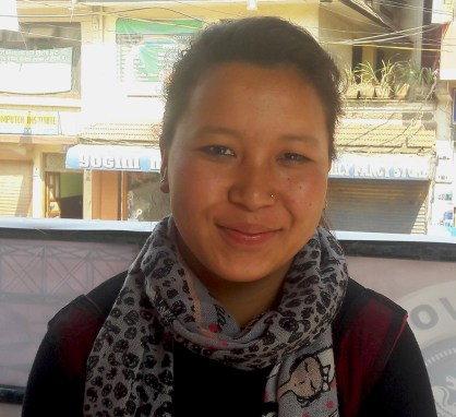 Susmita Tamang