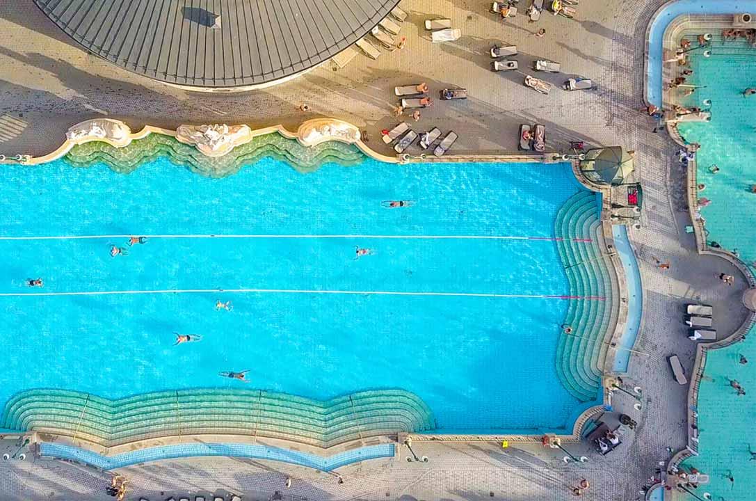 Balneario En Budapest Cuáles Son Los Mejores Baños Precios Y Mapa
