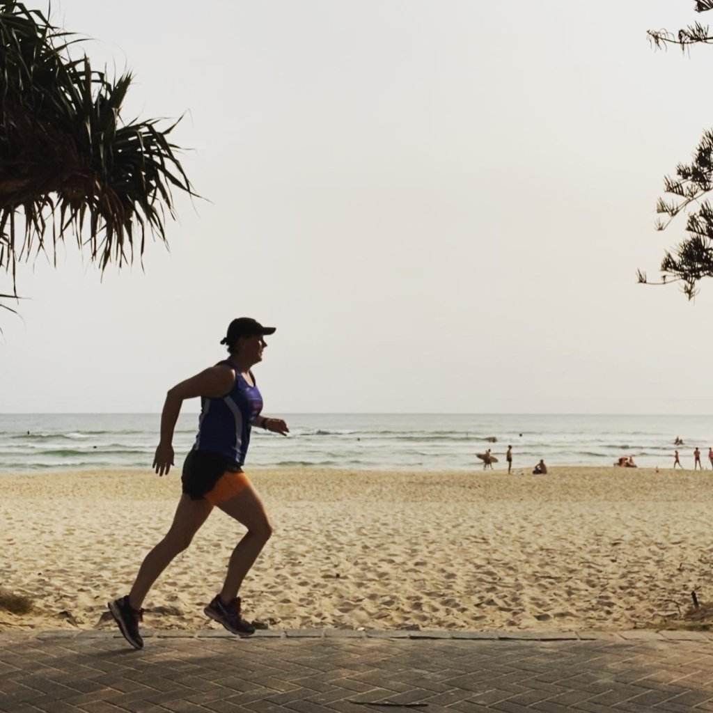 Burleigh Beach Run