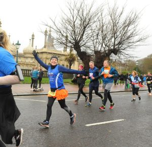 Rularuns Action Photo Brighton Half Marathon 2020