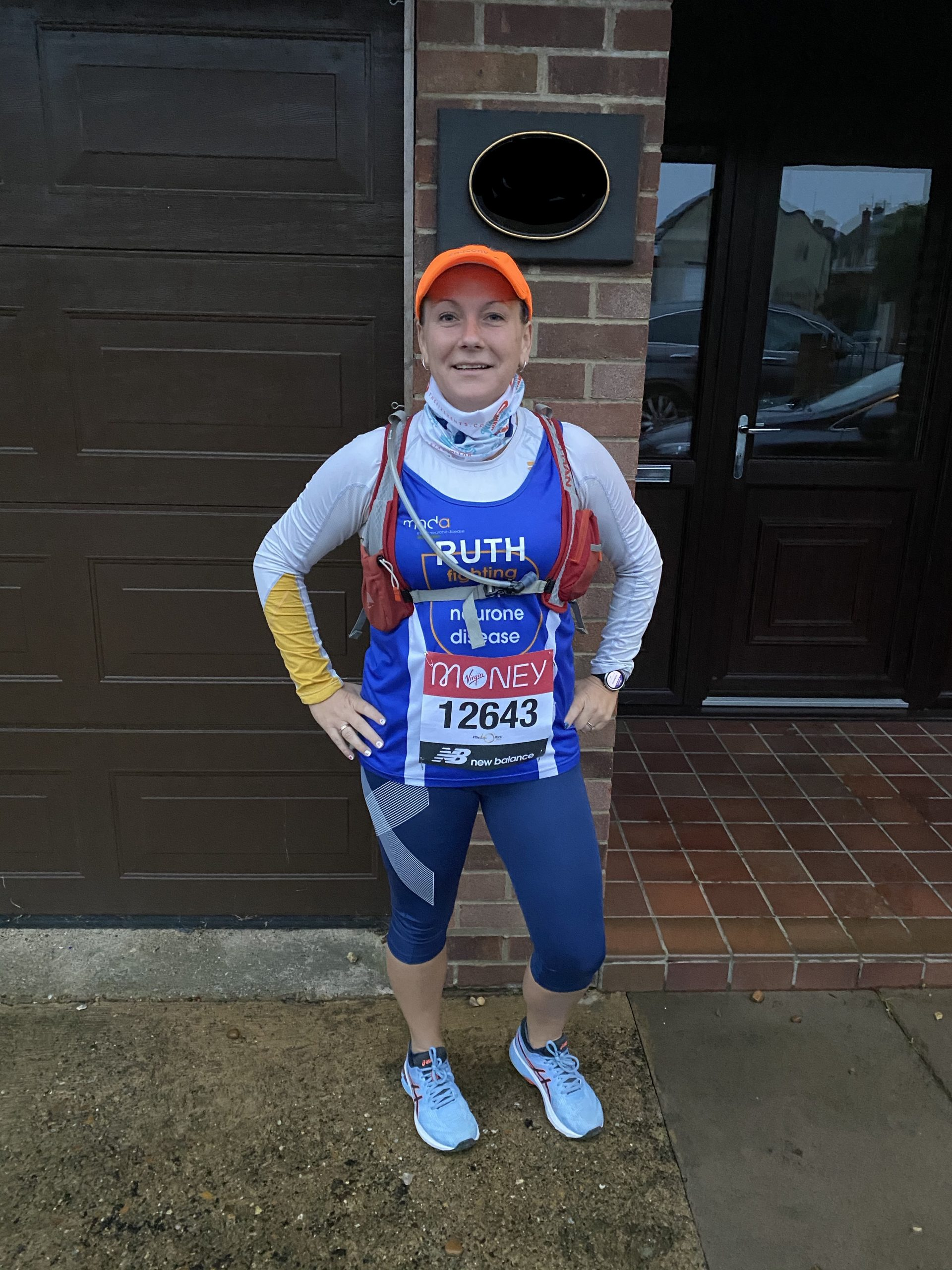 Ruth London Marathon 2020