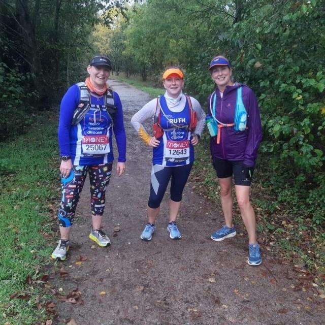 Ruth Sarah Christine London Marathon 2020