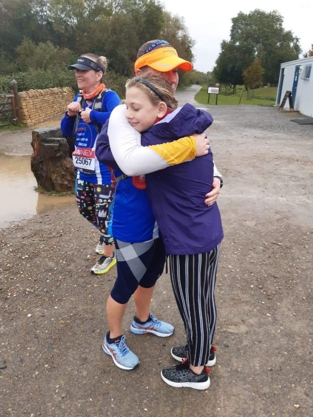 Ruth Lexie London Marathon 2020