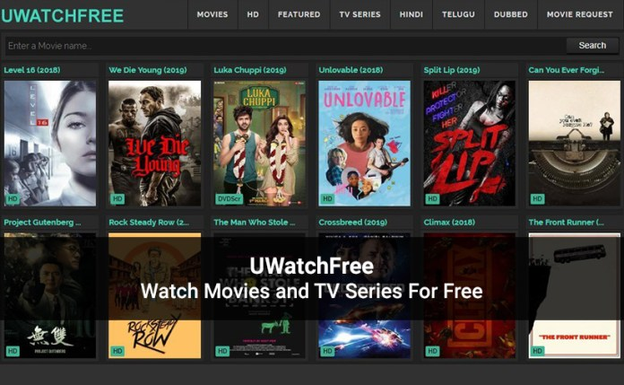 UWatchFree 2021 – Download and Watch Free Movies and TV Series Online