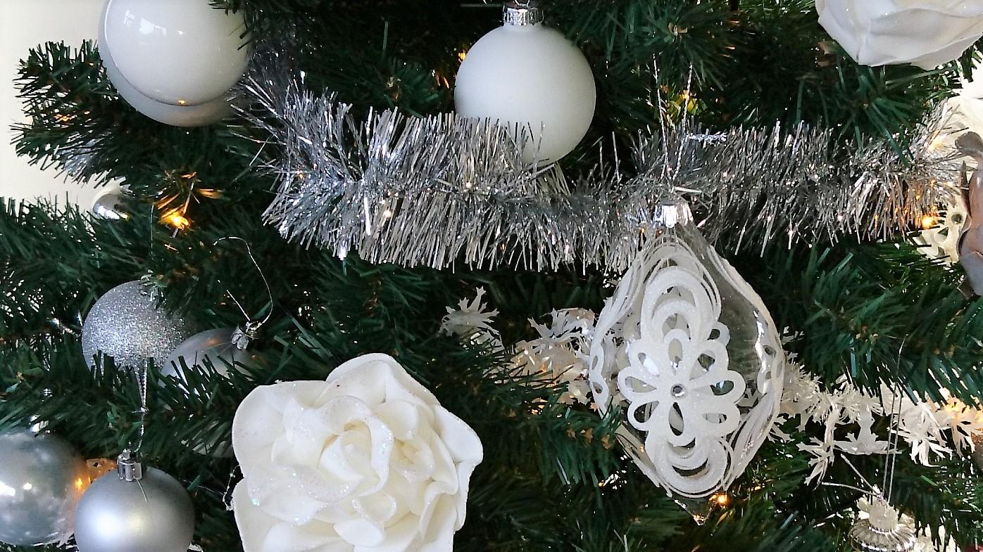 dankbaar kerst favoriete kerstdecoratie