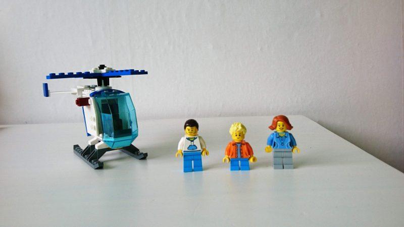 ASS Lego Beperking opgroeien