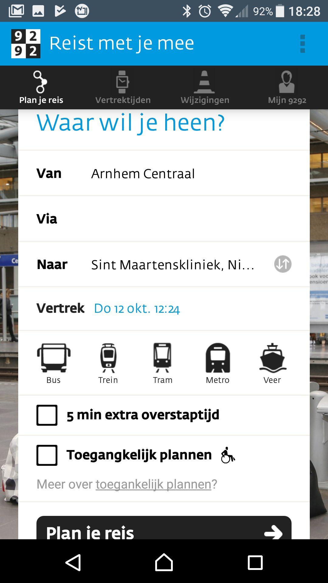 Arnhem -Nijmegen