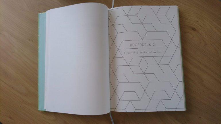 Werkboek Hoofdstuk 2: Effectief en Productief werken