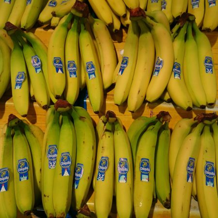 Waarom zijn bananen krom?