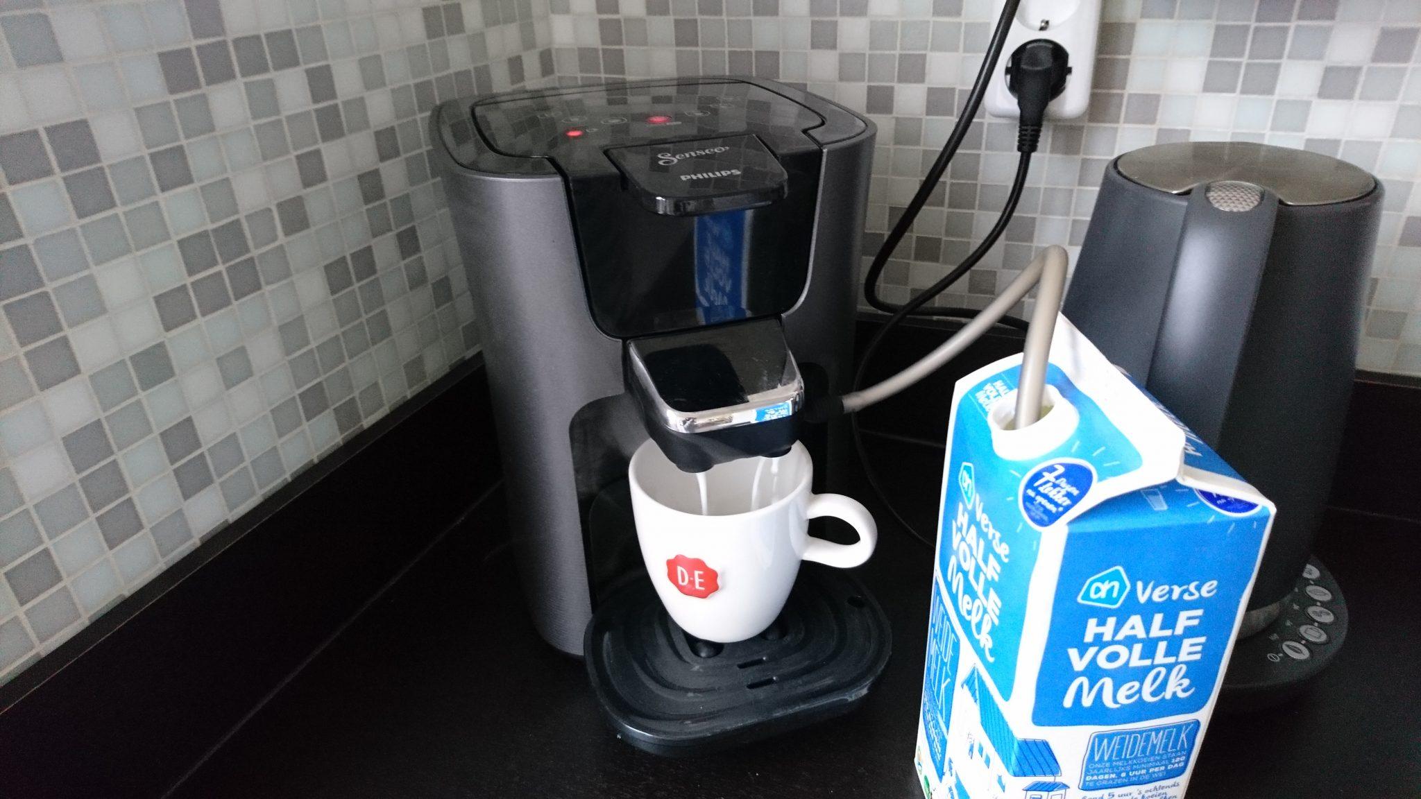 Ik kan niet zonder koffie