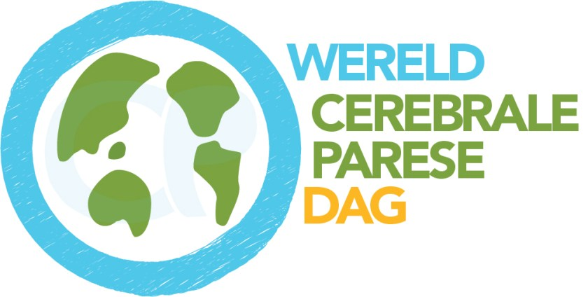 Logo Wereld Cerebrale Parese dag