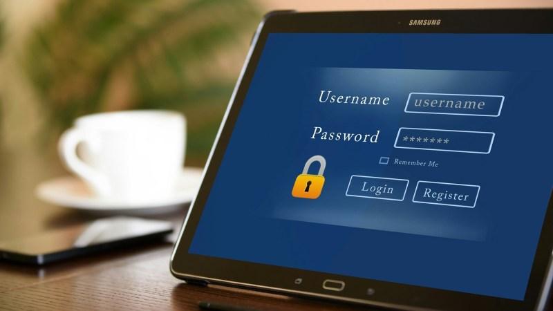 Password invullen is makkelijker met een passwordmanager