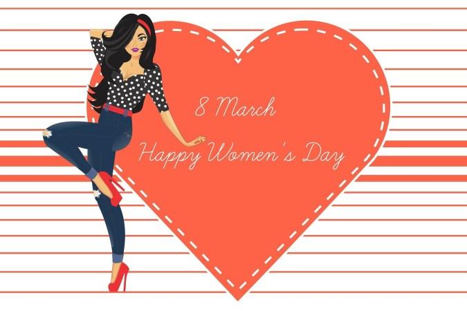 Vrouwen: Inernationale vrouwendag