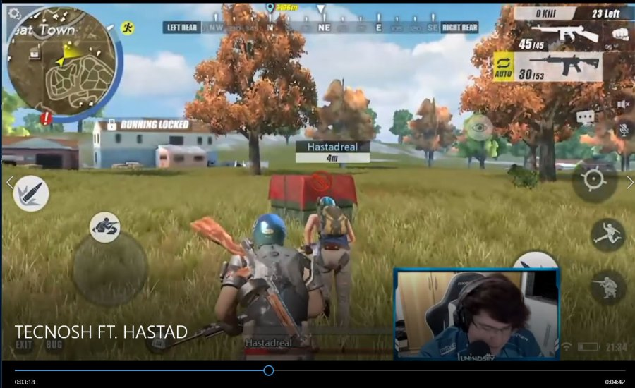 Rules of Survival  First 300 Player Battle Royale Game on Mobile TECNOSH FT  HASTAD