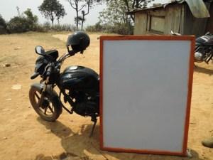 Nepal Whiteboard