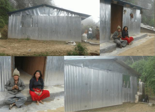 Huis Rudra's ouders