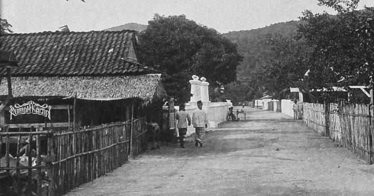 Foto-kuno-Sejarah-kampung-wisata-Karimunjawa-Jepara---Museum-Rumah-kartini-Japara