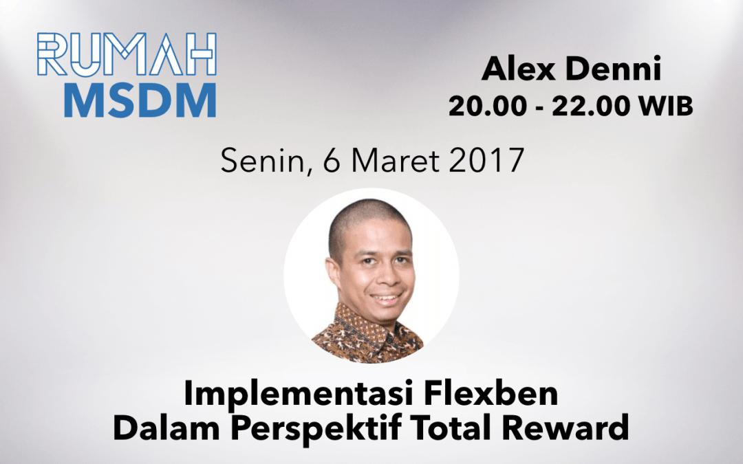 Implementasi FlexBen dalam Perspektif Total Reward