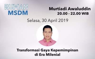 Transformasi Gaya Kepemimpinan di Era Milenial