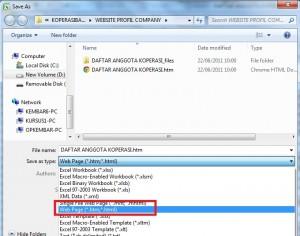 office ke html