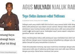 Website Agus Mulyadi Gus Mul