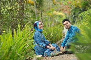 Foto Pre Wedding Muslim
