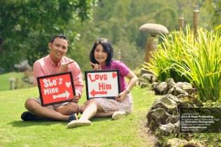 Foto Pre Wedding Outdoor