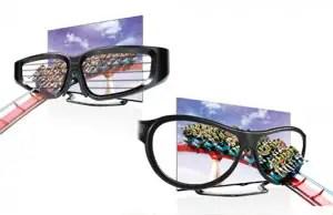LG Kacamata 3D
