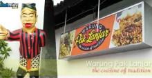 Warung Pak Lanjar - Feature Image