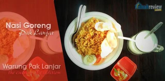 Warung Pak Lanjar - Nasi Goreng