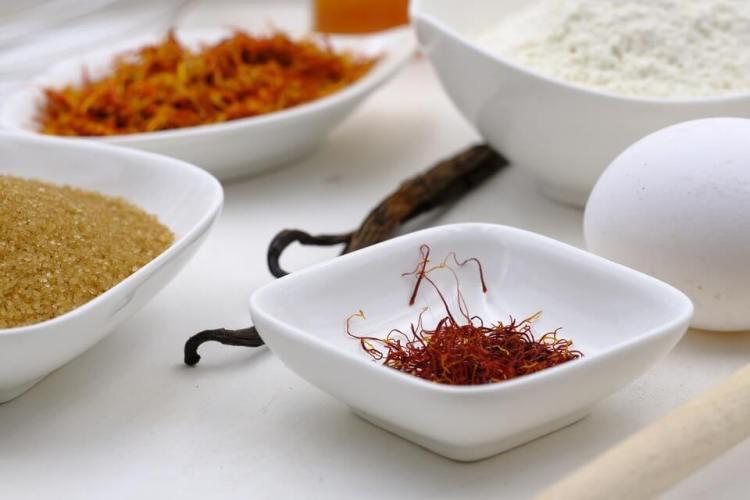 Image result for bunga saffron untuk makanan
