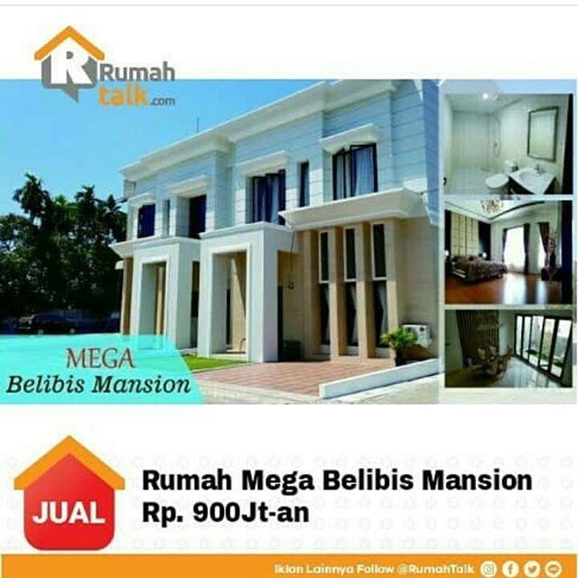 """""""Mega Belibis Mansion"""" perumahan cluster lux nan mewah ..."""